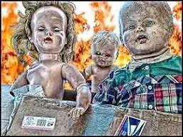 Insolvencia (censura e inquisición de nuestro régimen), el límite del capitalismo, y la herida hacia la infancia.
